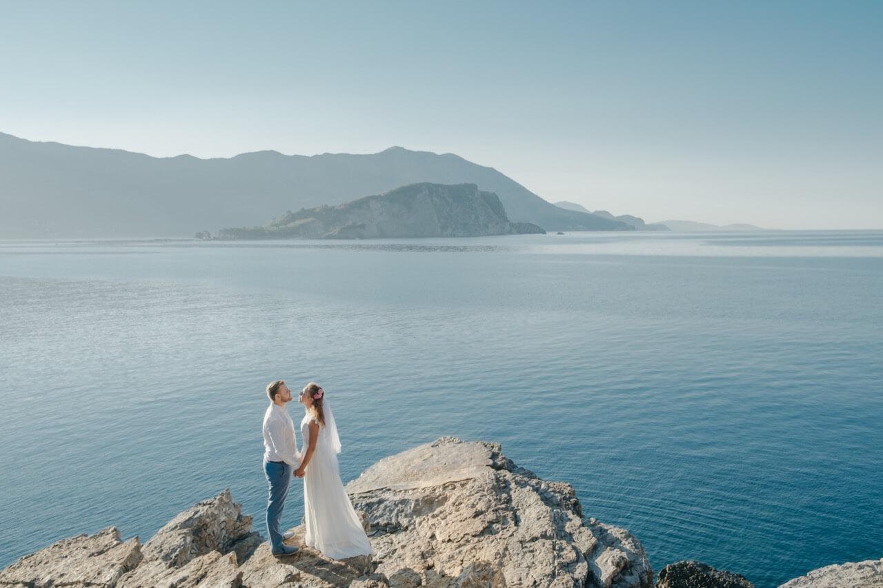 Свадьба в Черногории: традиции, организация, документы, цены.