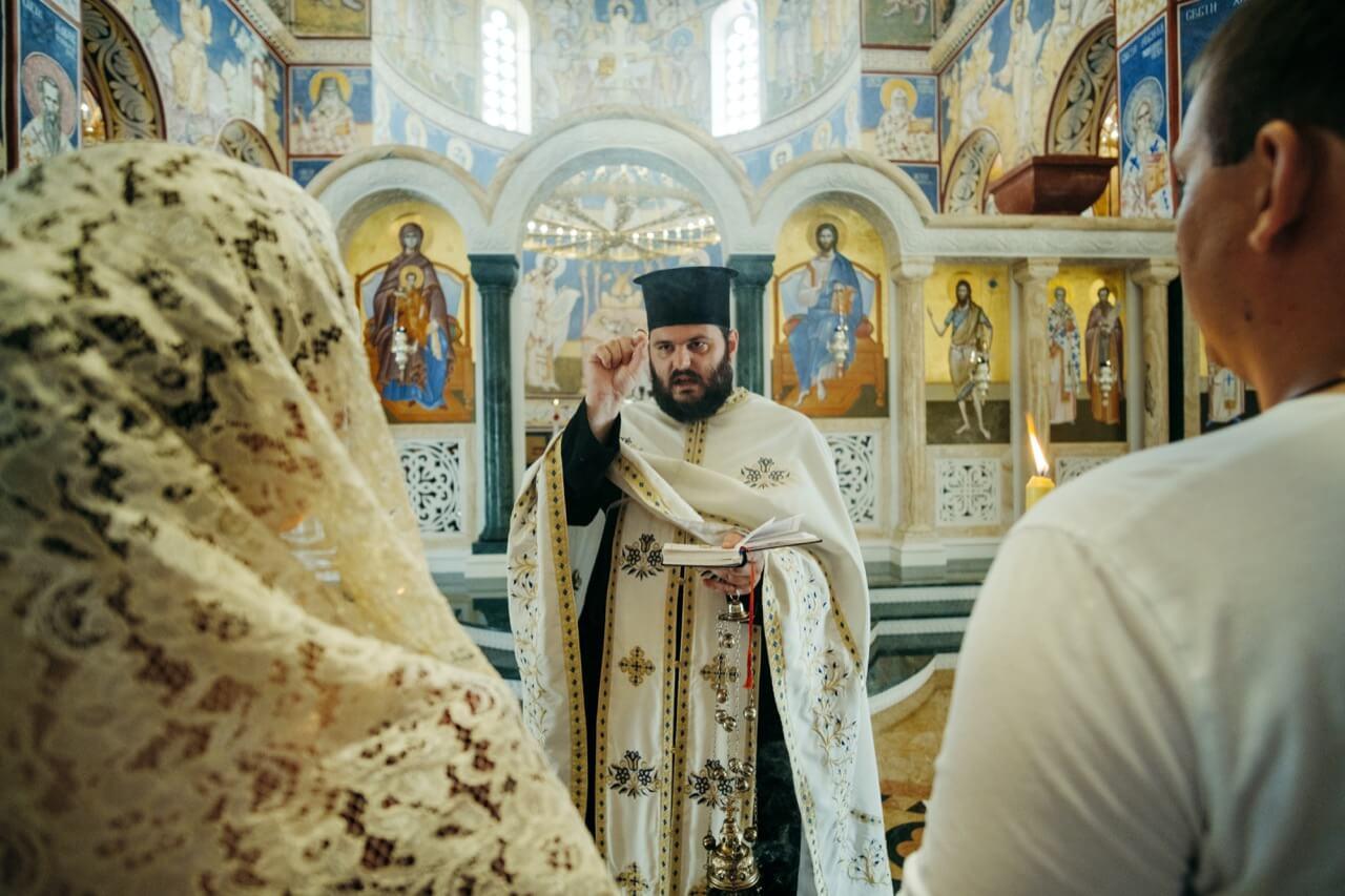 Венчание в Черногории. Храмы Черногории для венчания.